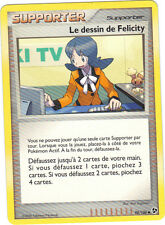Pokémon n° 98/106 - Supporter - Le dessin de Felicity  (8081)