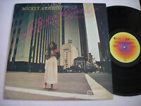 Mickey Newbury His Eye on the Sparrow 1978 LP VG+ PROMO