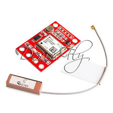3V-5V GYNEO6MV2 GPS Module NEO-6M GY-NEO6MV2 Board with Antenna for Arduino