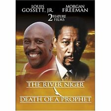 The River Niger / Death Of A Prophet On DVD With Morgan Freeman Very Good D29