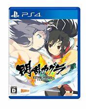 Usé PS4 PLAYSTATION 4 Kagura Estival Versus Filles de Sélection 02328JAPAN
