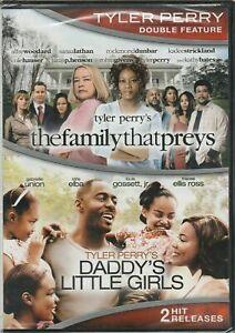 THE FAMILY THAT PREYS / DADDY'S LITTLE GIRLS DVD (Region 1, 2013) VGC
