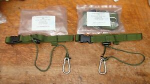wrist safety straps for weapons, equipment ski poles axes tools royal marine sas