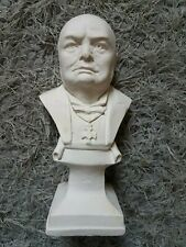 Sir Winston Churchill Ornament Figurine Statue Handmade British Prime Minister