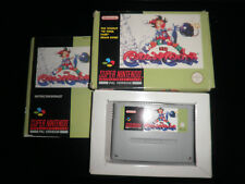 Super Nintendo, Snes - kid klown in crazy chase - 100% boxed