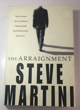 The Arraignment by Steve Martini (Paperback, 2003) AU Fast Post