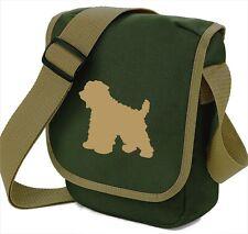 More details for wheaten terrier dog bag silhouette shoulder bags handbags birthday xmas gift