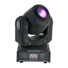 Ibiza Light DMX Controlled 10W White LED Moving Head