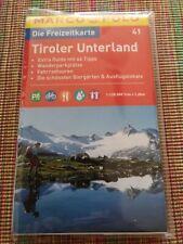 MARCO POLO Freizeitkarte Tiroler Unterland 1:120.000 | Buch | Zustand sehr gut