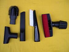 Heimwerker Saugset 5x Saugdüse für alle Sauger Staubsauger mit DN35 35mm Zubehör