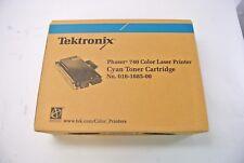 Tektronix Xerox Phaser 740 Laser Printer Toner  Cartridge Cyan 016-1685-00