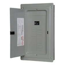 Murray 100-Amp 20-Space 40-Circuit Indoor Home Main-Breaker Panel Box Load