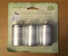 Eddie Bauer Disposable Bag Dispenser Refills (36 Total Refills)