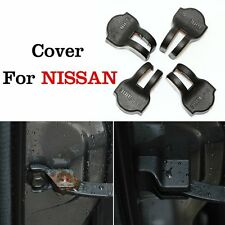 4 Pcs  Car Door Check Arm Protective Cover Case Pad Guard Protector For Nissan