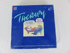 Therapy Board Game German Version by Milton Bradley