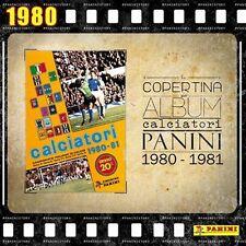 Album Panini calciatori 1980 1981 80-81 evado Mancoliste nuove scudetti!