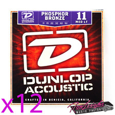 Jim DUNLOP Acoustic Guitar String Set 12/54 Ph/br LT