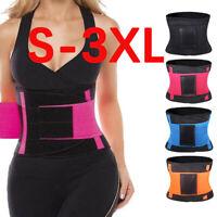 Xtreme Belt Hot Power Sweat Slimming Body Shaper Waist Trainer Fever Sport Fajas