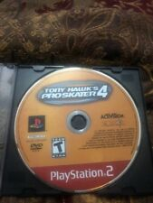 Tony Hawk's Pro Skater 4 Red Label Sony PlayStation 2 2002