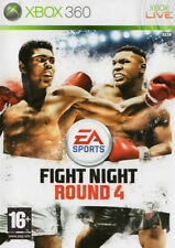 Microsoft Xbox 360 Boxing Video Games with Multiplayer
