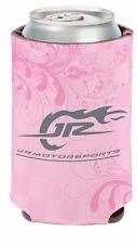 JR Motorsports Can Cooler 12 oz. Koozie Pink NASCAR