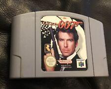 GoldenEye 007 Nintendo N64 Cartridge PAL