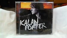 Kalan Porter Wake Up Living 2007 Sony BMG Music                           cd2576