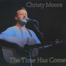 Christy Moore - The Time Has Come [CD]