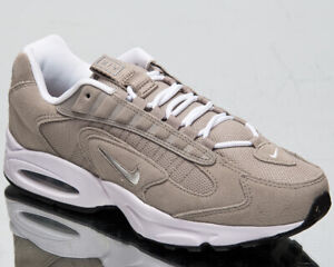 Nike Air Max Triax LE Men's Grey White Athletic Casual Lifestyle Sneakers Shoes