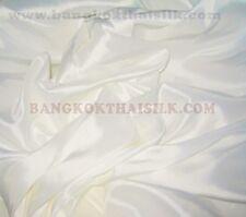 #1-40 TAFFETA FAUX SILK FABRIC for BRIDAL BRIDESMAID DRESS WEDDING DECOR DRAPE