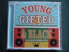 VA - Young,Gifted & Black CD.Girlie Girlie,Let Your Yeah Be Yeah,Liquadator,VGC.