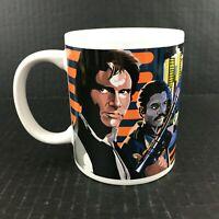 Star Wars Scoundrels Mug Millenium Falcon Crew Han Solo Chewbacca Lando Art