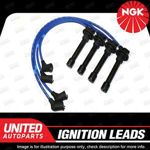 NGK Ignition Lead Set for Nissan Pulsar N14 N15 Sunny B13 B14 Wingroad Y10 4Cyl