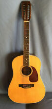 Vintage 1970 Martin 12 String D 12 35 Three Piece Back And Sitka Spruce Top