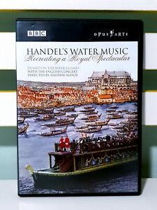 Handel: Water Music [DVD] [2010] [DVD][Region 2]