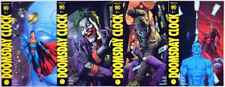 Doomsday clock-band 1-4 completo-Panini-Top-Estado