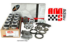 Engine Rebuild Kit w/ Flat Top Pistons for 2001 2002 2003 Chevrolet GMC 325 5.3L