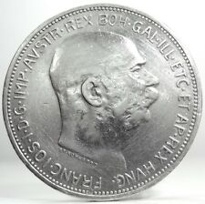AUSTRIA (Franz Joseph I) 2 Corona 1913