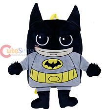DC Comics Batman Plush Doll Backpack Book Bag Costums Bag 24""