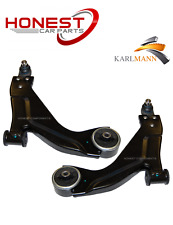 For FORD MONDEO MK3 2.2 ST TDCi FRONT SUSPENSION LOWER WISHBONE ARMS LH/RH PAIR