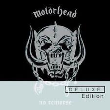 "MOTÖRHEAD ""NO REMORSE"" 2 CD DELUXE EDT NEU"