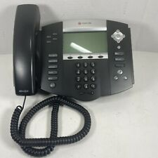 Polycom Soundpoint Ip550 Voip Sip Office Phone