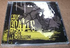 EARLY GRAVES - We: The Guillotine CD   HARDCORE PUNK METAL      ++New & Sealed++