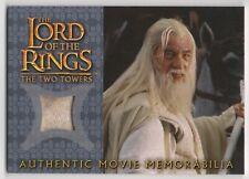 LOTR Memorabilia Gandalf's Silk Shirt from Two Towers, NM