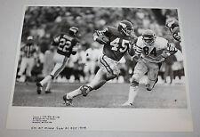 Vintage Original Press Photo Minnesota Vikings Tom Hannon Michigan State