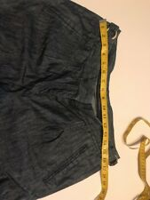 Apostrophe Cuffed Shorts Size 10