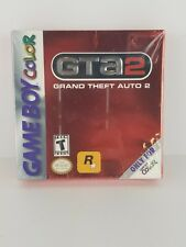 Grand Theft Auto II  (Nintendo Game Boy Color, 2000) NEW GBC GBA RARE