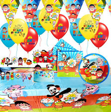 Ryans world CUPCAKE Banner topper Party BALLOON SUPPLIES DECORATION PLATE CUP