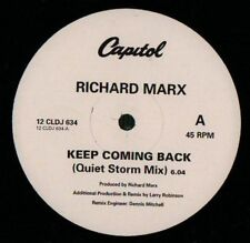 "Richard Marx(12"" Vinyl)Keep Coming Back-Capitol-12 CLDJ 634-VG/Ex+"