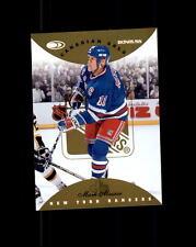 1996-97 Donruss Canadian Gold #87 Mark Messier New York Rangers (PD)